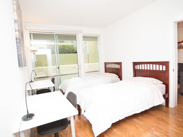 alojamiento santa monica apartamentos 3 - EC