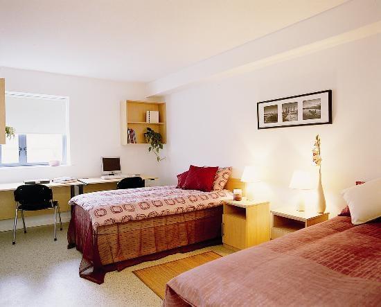 alojamiento-waterford-habitación