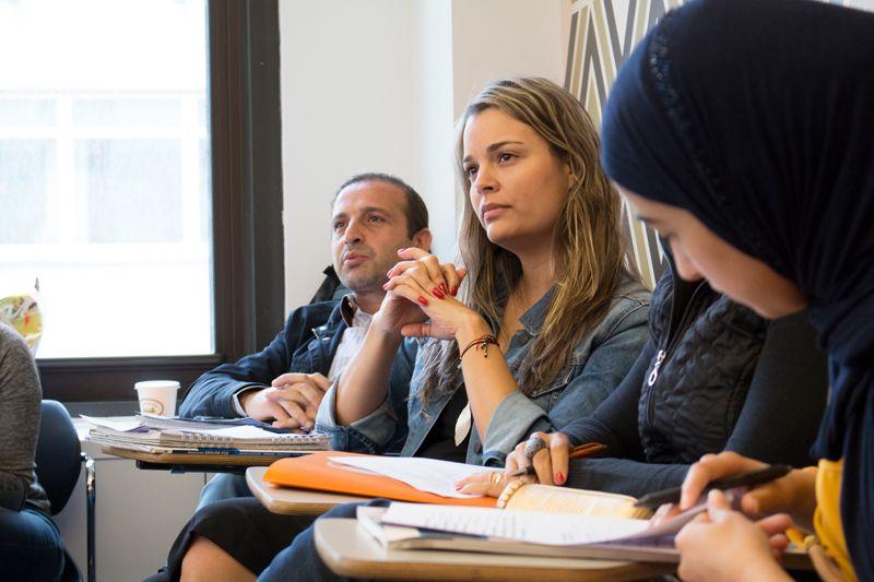 cursos ingles adultos eeuu - EC+30 en Nueva York