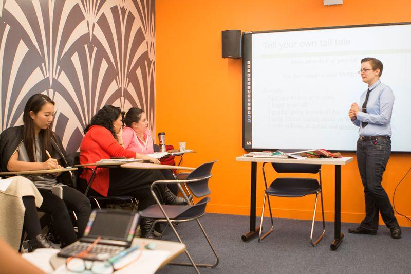 cursos ingles adultos nueva york 1 - EC+30 en Nueva York