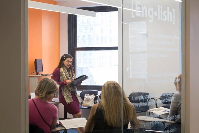 cursos ingles mayores 30 estados unidos - Cursos de Inglés en Nueva York