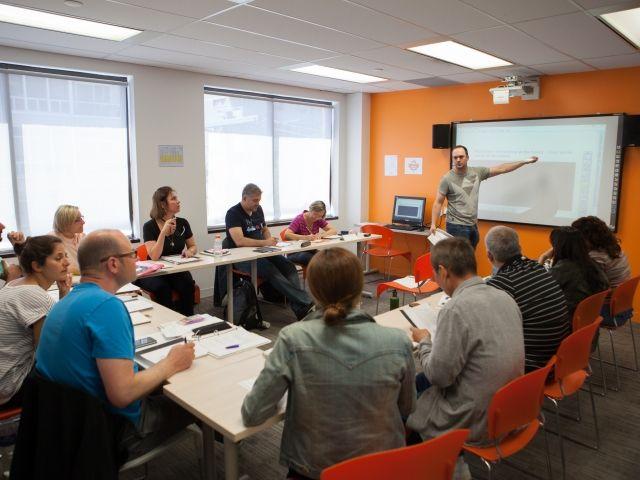 cursos ingles toronto 2 - EC+30 en Toronto