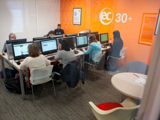 escuelas ingles mayores 30 toronto - EC+30 en Toronto