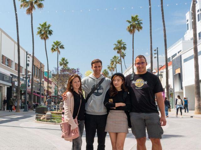 estudiar ingles california - EC