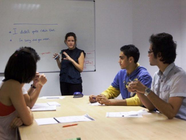 Berlitz Manchester classroom