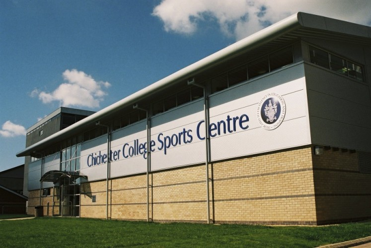 Chichester College Sports Centre