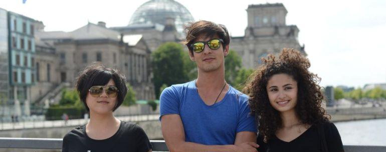 alemán en Berlín