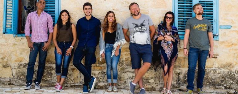 estudiantes en Chipre