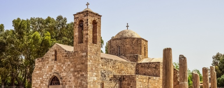 iglesia en Chipre