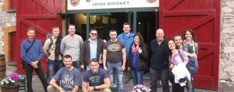 inglés en Cork