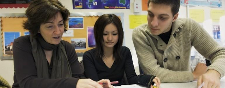 estudiando inglés en Chichester