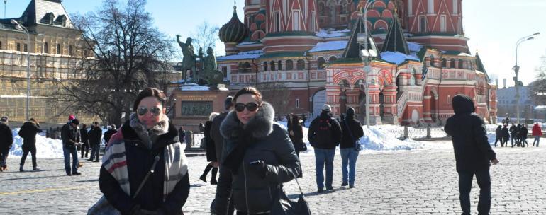 Interlink en Rusia