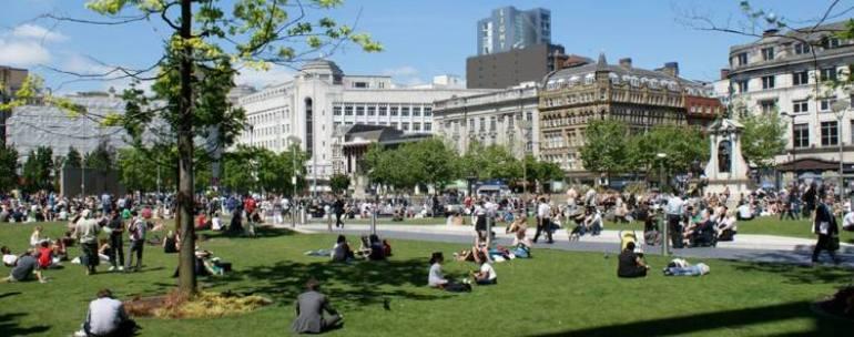 inglés en Manchester