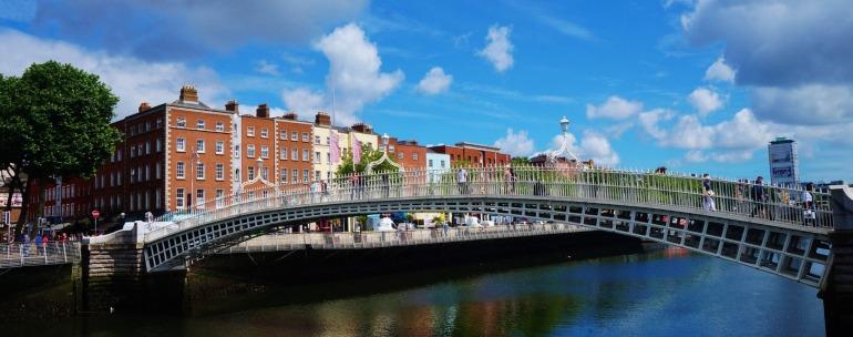 puente en Dublín