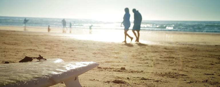 playas en San Diego