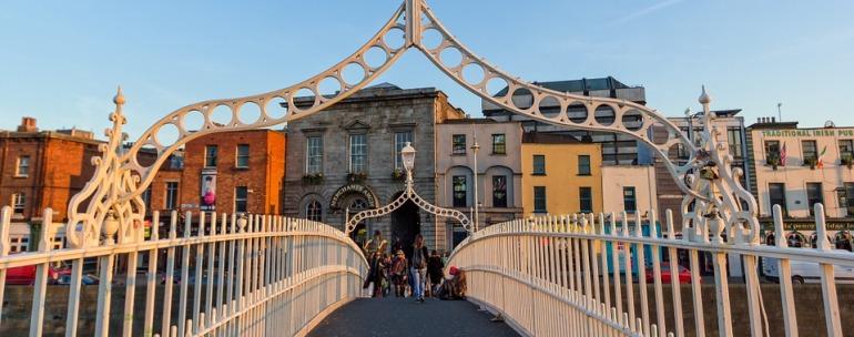 visita rápida a Dublín