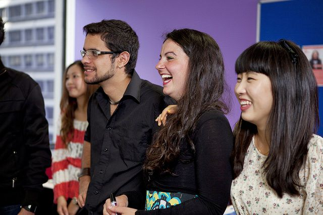 clases ingles melbourne - Impact