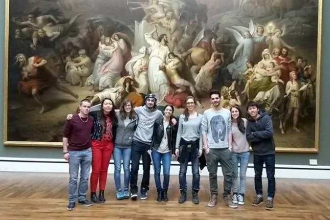 cursos aleman munich visitas - Carl Duisberg