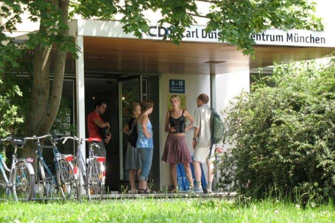 escuela aleman munich - Carl Duisberg