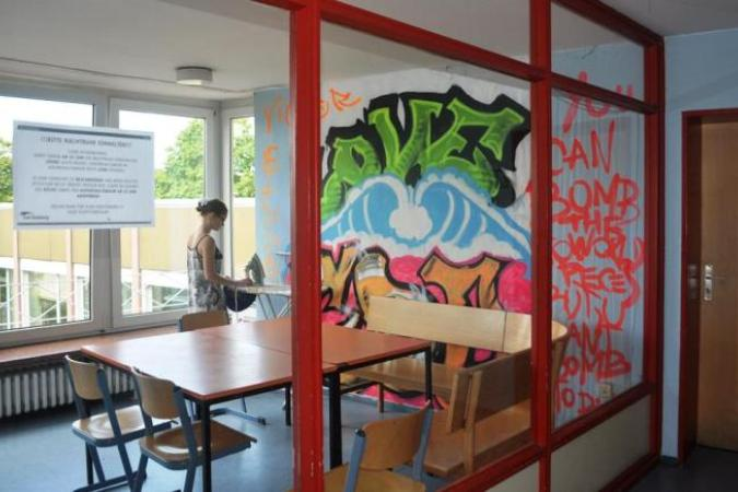residencia de estudiantes en munich - Carl Duisberg