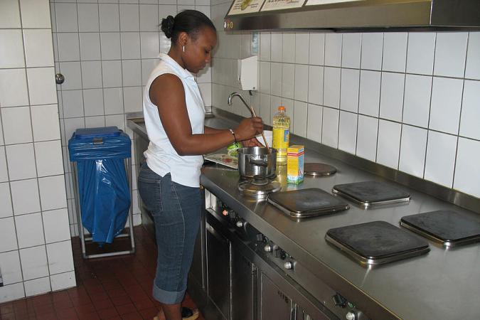 residencia munich cocina - Carl Duisberg