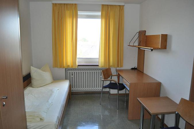 residencia munich habitación - Carl Duisberg