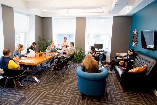 cursos ingles adultos nueva york - EC+30 en Nueva York