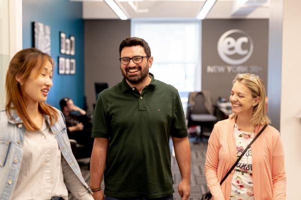 cursos ingles mayores 30 estados unidos - EC+30 en Nueva York