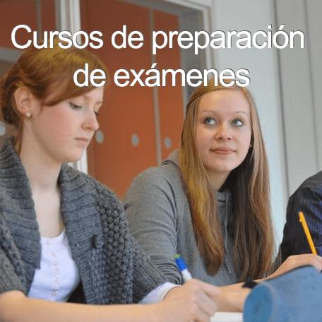cursos preparacion de examenes min - Inicio