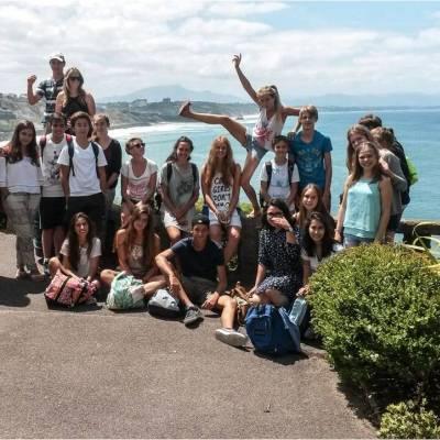 Biarritz - Cursos de francés para Grupos