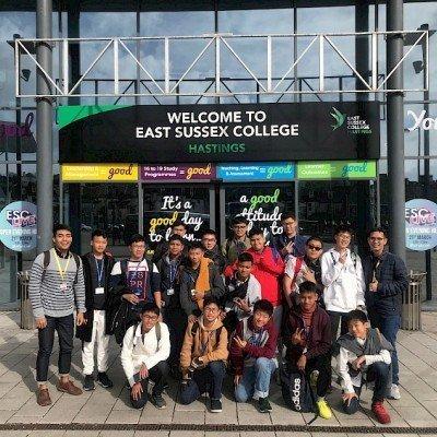 Hastings - Cursos de inglés para Grupos