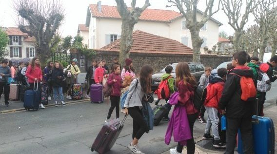 viaje-escolar-francia