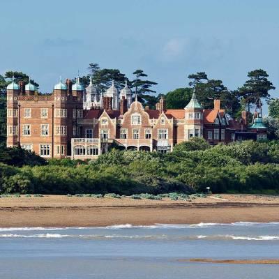 Bawdsey Manor - Inmersión en campamentos en Reino Unido