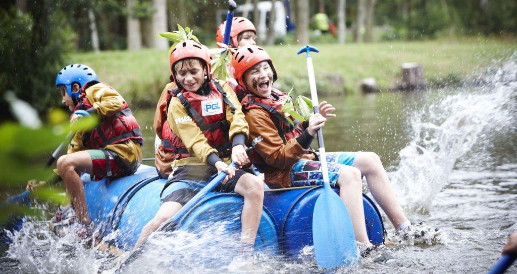 campamento ingles verano 1024x544 - Inmersión en campamentos en Reino Unido