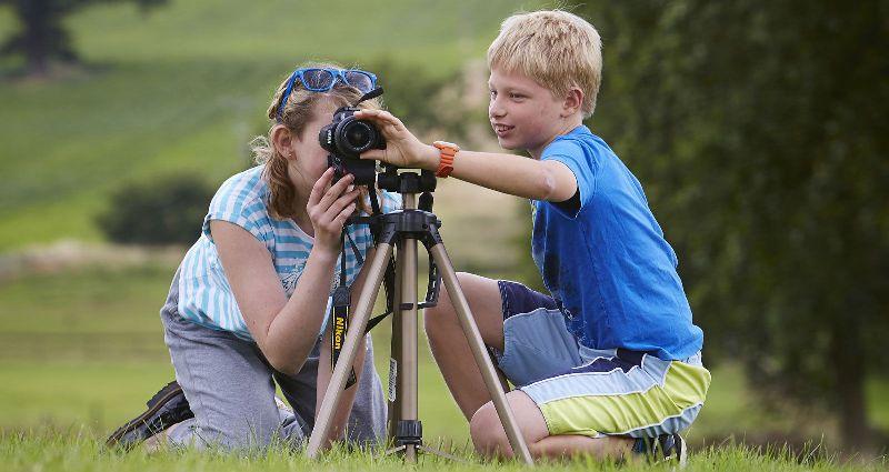 campamentos de verano para niños - Inmersión en campamentos en Reino Unido