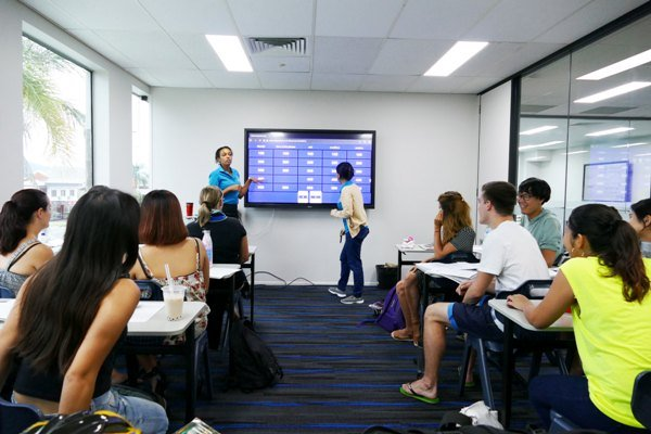 clases ingles cairns australia - Cairns