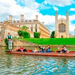 Cambridge - Cursos para familias