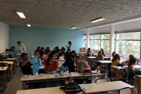 año academico francia - La vida en Francia