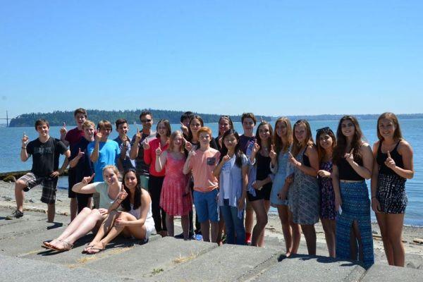 año escolar canada 1 - West Vancouver School District