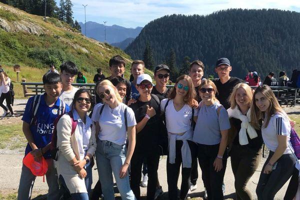 año escolar en el extranjero 2 - Burnaby School District