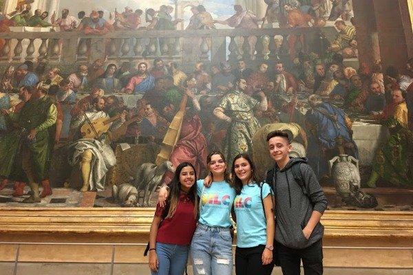 año escolar extranjero - La vida en Francia