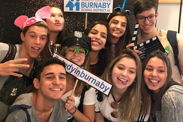 curso escolar en canada 1 - Burnaby School District