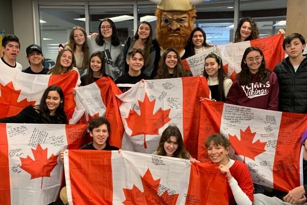 curso escolar en el extranjero 6 - Nova Scotia School District