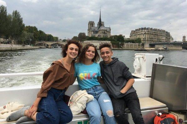 curso escolar francia - La vida en Francia