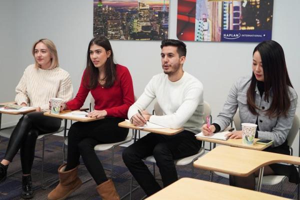 estudiar ingles en el extranjero en eeuu - Kaplan