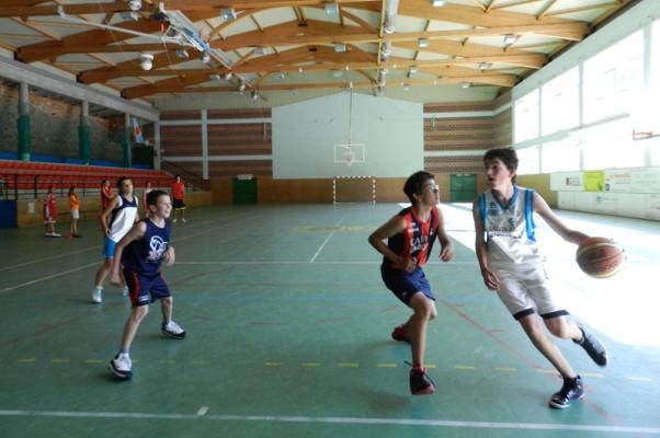 basket camp - Camp Rialp – Basket Camp