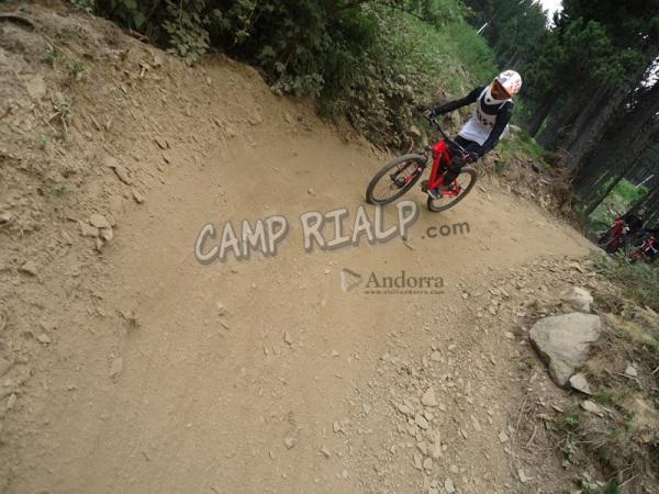 bike camp - Camp Rialp – DH Bike Camp