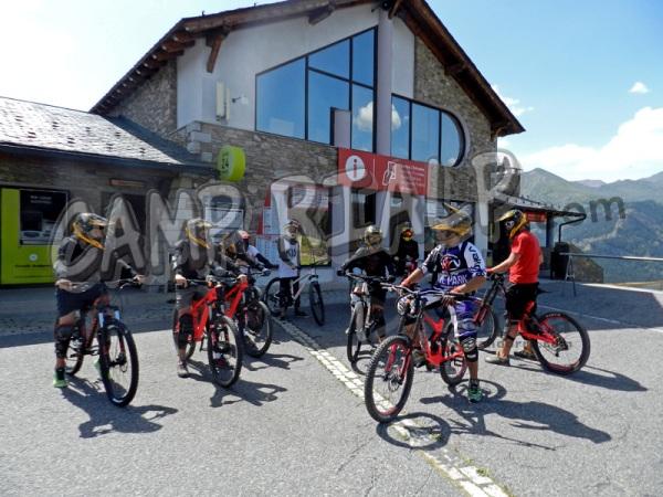 camp rialp 2 - Camp Rialp – DH Bike Camp