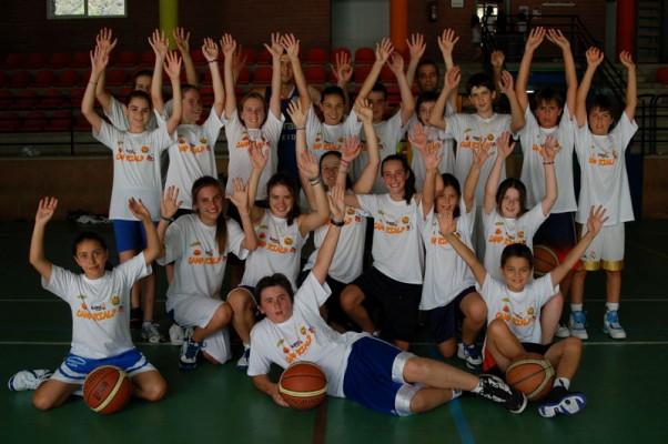campamento basket rialp - Camp Rialp – Basket Camp