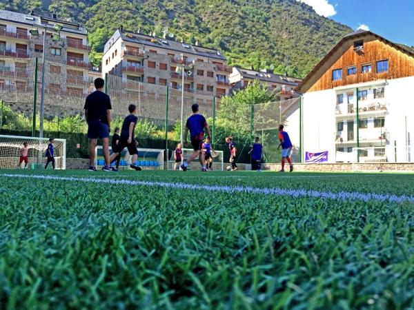 campamento fultbol pirineo - Camp Rialp – Soccer Camp